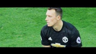 Phil Jones - Defensive Skills - Manchester United 2017/2018
