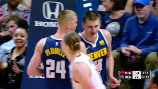Miami Heat vs Denver Nuggets   Full Highlights   February 11, 2019   2018 19 NBA Season