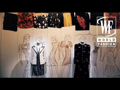 «Yves Saint Laurent 1971: The Scandal Collection» Exhibition Paris