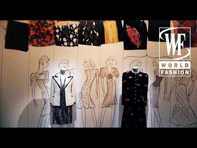 «Yves Saint Laurent 1971: The Scandal Collection» Exhibition Paris