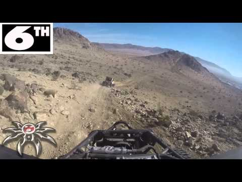 King of the Hammers 2015 EMC FULL RACE with Lance Clifford & Julio Monroy - Poison Spyder