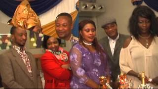GHANAIANS IN ITALY CELEBRATE A BIRTHDAY PARTY PART 5 {VICENZA}