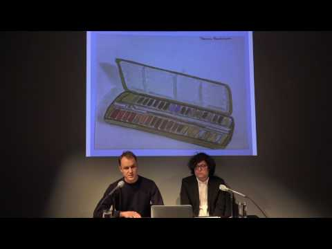 Artists on Artists Lecture - Nick Mauss and Ken Okiishi on Hanne Darboven