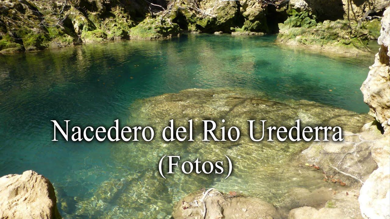 A >> Nacedero del Rio Urederra (fotos) - YouTube