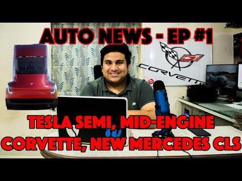 Episode 1- Automotive News & Roundup (Dec 3, 2017)