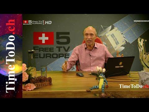 Machen Sie Fernsehen, TimeToDo.ch 29.08.2016