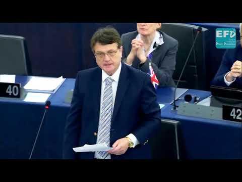 UK should repeal all EU legal instruments - UKIP Leader Gerard Batten MEP