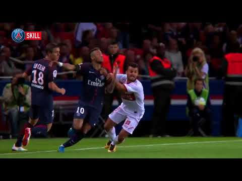 Notícias ao Minuto Brasil   Veja a espetacular 'lambreta' de Neymar na goleada sobre o Toulouse