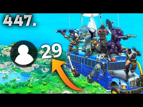 ONLY 29 PLAYER GAME BUG..!!! Fortnite Daily Best Moments Ep.447 Fortnite Battle Royale Funny Moments thumbnail