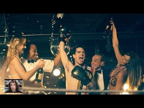 Thumbnail: Panic! At The Disco: Victorious [OFFICIAL VIDEO]