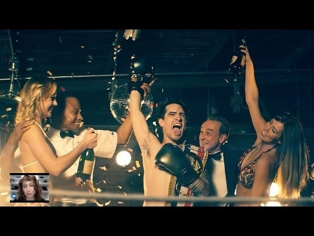f1807712 Panic! At The Disco: Victorious [OFFICIAL VIDEO] - YouTube