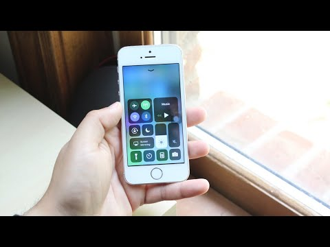 iOS 11 Beta 8 On iPHONE 5S! (Review)