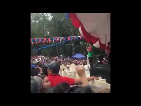 Duterte Cayetano's Grand Camapign Rally in Pagadian City Zamboanga del Sur FULL VIDEO