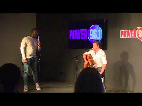Drake Bell on Power 96.1's Performance Lounge - Southwest Sound Stage