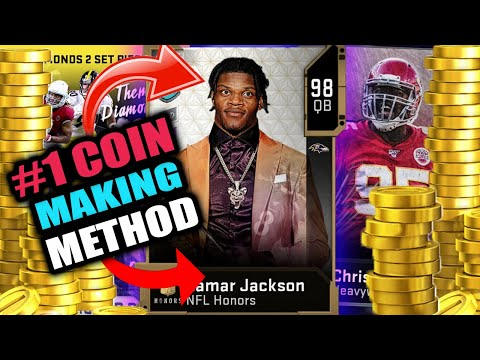 #1 COIN MAKING METHOD IN MADDEN 20! MAKE A TON OF COINS IN 10 MINUTES   MADDEN 20 ULTIMATE TEAM