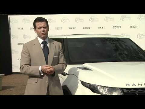 Range Rover Evoque Gerry McGovern Interview