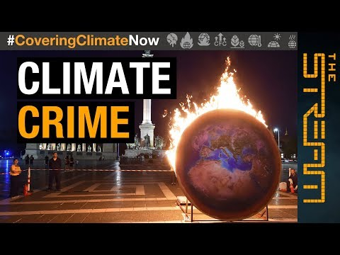 Climate change: Should it be a crime against humanity?    The Stream