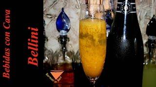 Cómo Hacer El Cóctel Bellini - Bebidas Con Cava O Champagne