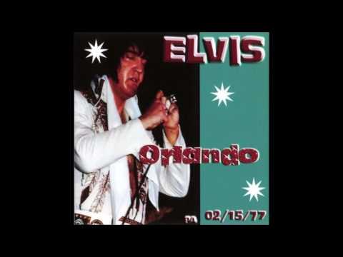 Elvis Presley - Live In Orlando 1977 - February 15 1977 CDR Full Album