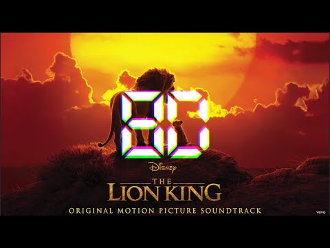 Billy Eichner, Seth Rogen - The Lion Sleeps Tonight (From The Lion King) (8D)