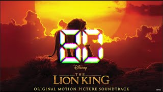 """Gambar cover Billy Eichner, Seth Rogen - The Lion Sleeps Tonight (From """"The Lion King"""") (8D)"""