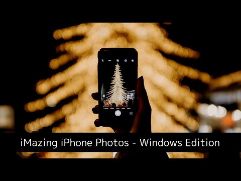Manage iPhone Photos like a Pro with iMazing for Windows