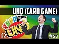 THE SECRET TO WINNING DISCOVERED!  | Uno Card Game #53 Funny Moments Ft. Jiggly / Mini / Ze