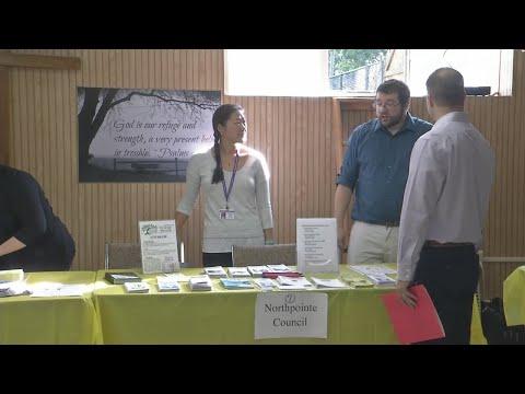 North Tonawanda Community Hub offers dozens of service providers for people in need