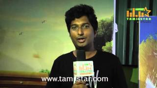 Leandae Lee Martin At Rajavin Parvai Raniyin Pakkam Movie Press Meet