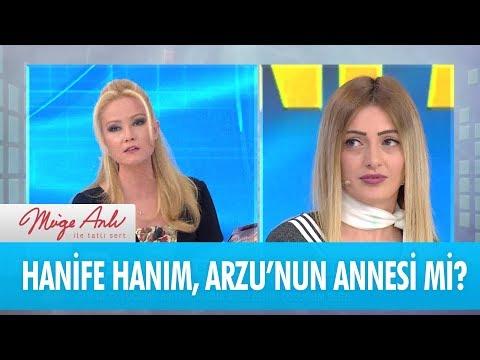 Hanife Hanım, Arzu'nun annesi m? - Müge Anlı İle Tatlı Sert 30 Mart 2018
