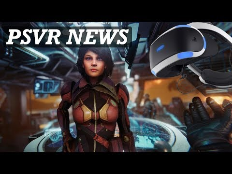 PSVR NEWS | Ace Combat 7 VR - New Info | New Racing Game Coming Soon | New PSVR Games Announced thumbnail