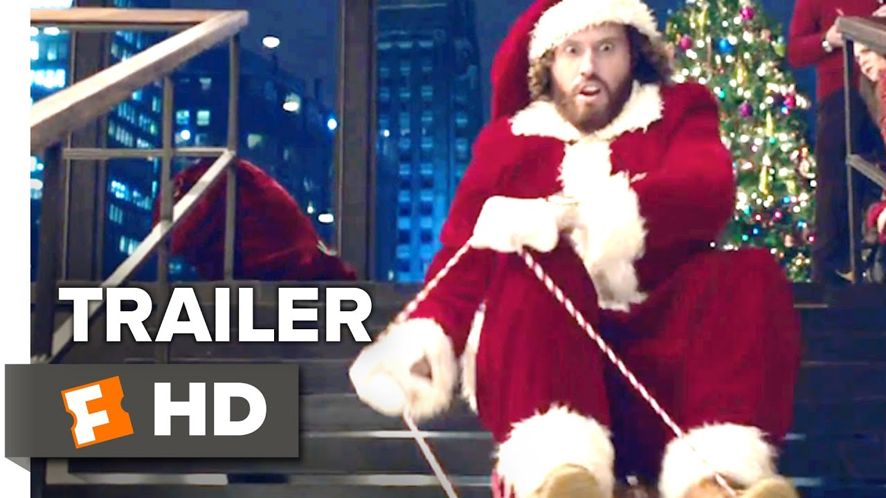 Office Christmas Party Trailer.Watch Jason Bateman In Raucous First Office Christmas Party