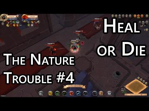 The Nature Trouble #4 - Heal Or Die