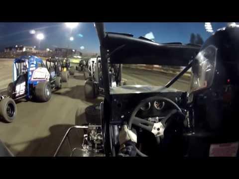 Lemoore Raceway 8/3/2013 Main Non-Wing