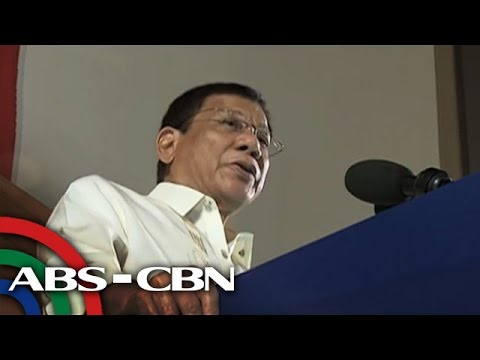 The World Tonight: Duterte's off-script statements are risky, says analysts