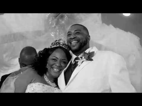 Glenn & Jewel's Wedding Day