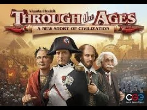 Learn to Play: Through the Ages: A New Story of Civilization