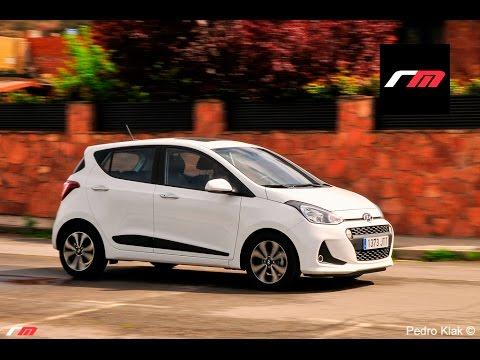 Hyundai i10 1.2 MPI Style Prueba revistsdelmotor.es