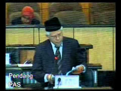 6 April 2011 - Dalam Jawatankuasa RUU Juruanalisis Makanan 2010 - MP PAS Pendang