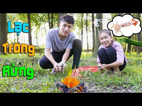 24h Lạc Trong Rừng Sâu Và Bí Quyết Sinh Tồn ♥ Min Min TV Minh Khoa