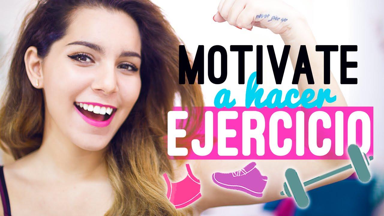 Tips para motivarte a hacer ejercicio jimena aguilar for Hacer ejercicio