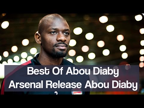 Best of Abou Diaby | Arsenal Release Abou Diaby