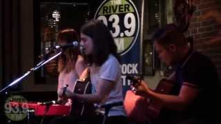 93.9 Free River Session: Borns - Moonage Daydream (David Bowie cover) acoustic
