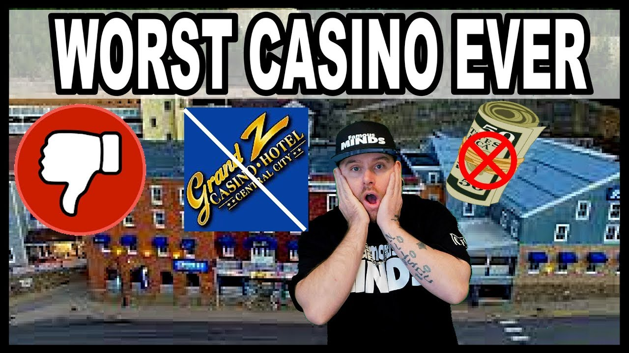 The Worst Casino In America