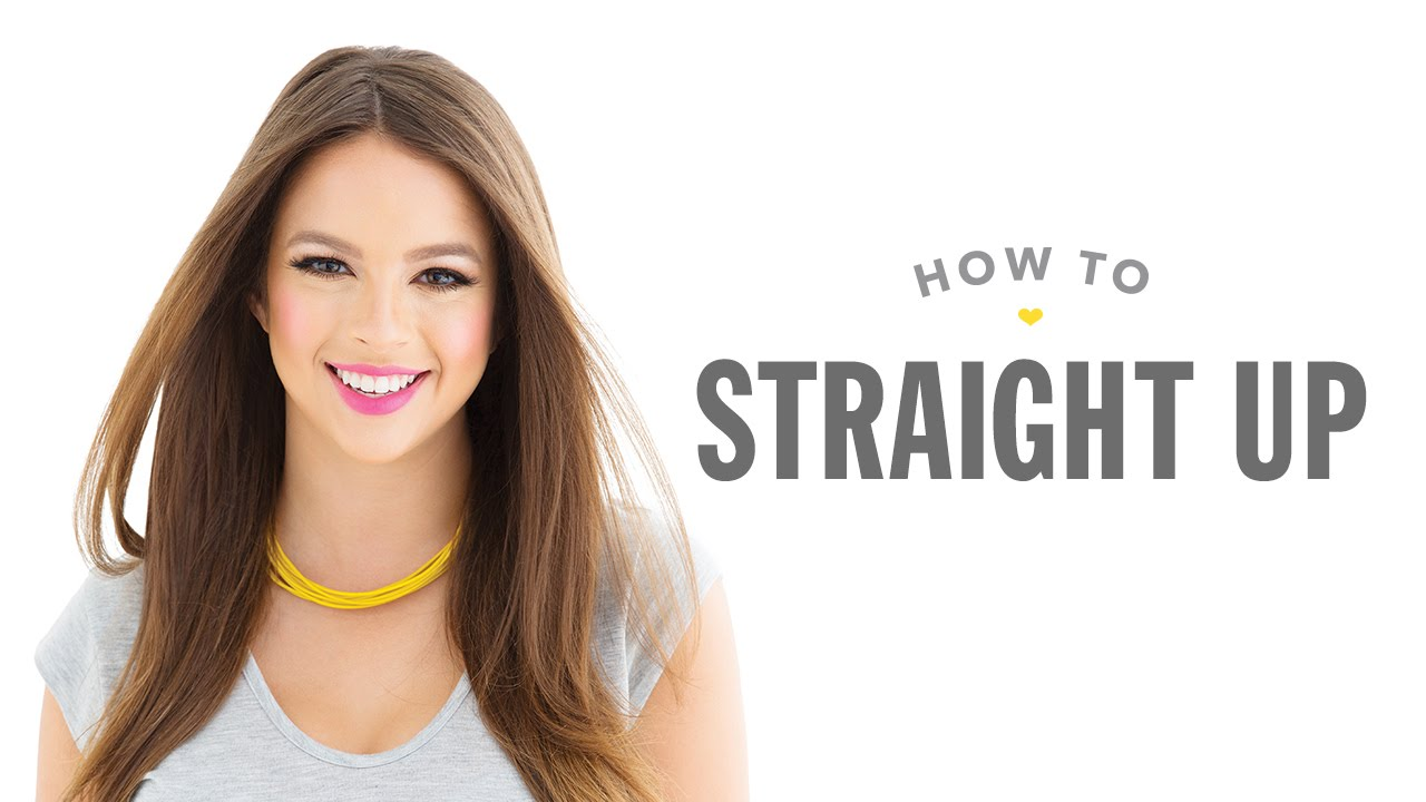 Drybar DIY - The Straight Up: How to Perform the Basic Blowout - YouTube