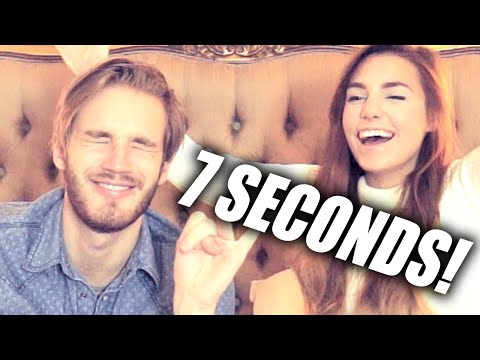 Thumbnail: 7 SECOND CHALLENGE! - (Fridays With PewDiePie - Part 85)