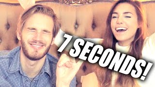 7 SECOND CHALLENGE! | PewDiePie