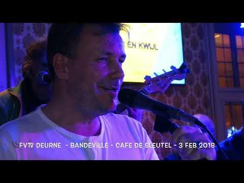 FVTV DEURNE  - Bandeville - Cafe de Sleutel - 3 feb 2018