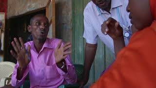 Electronic cash aid helping Somali families in need
