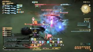 FF14 38 Cutter's Cry 1st Boss